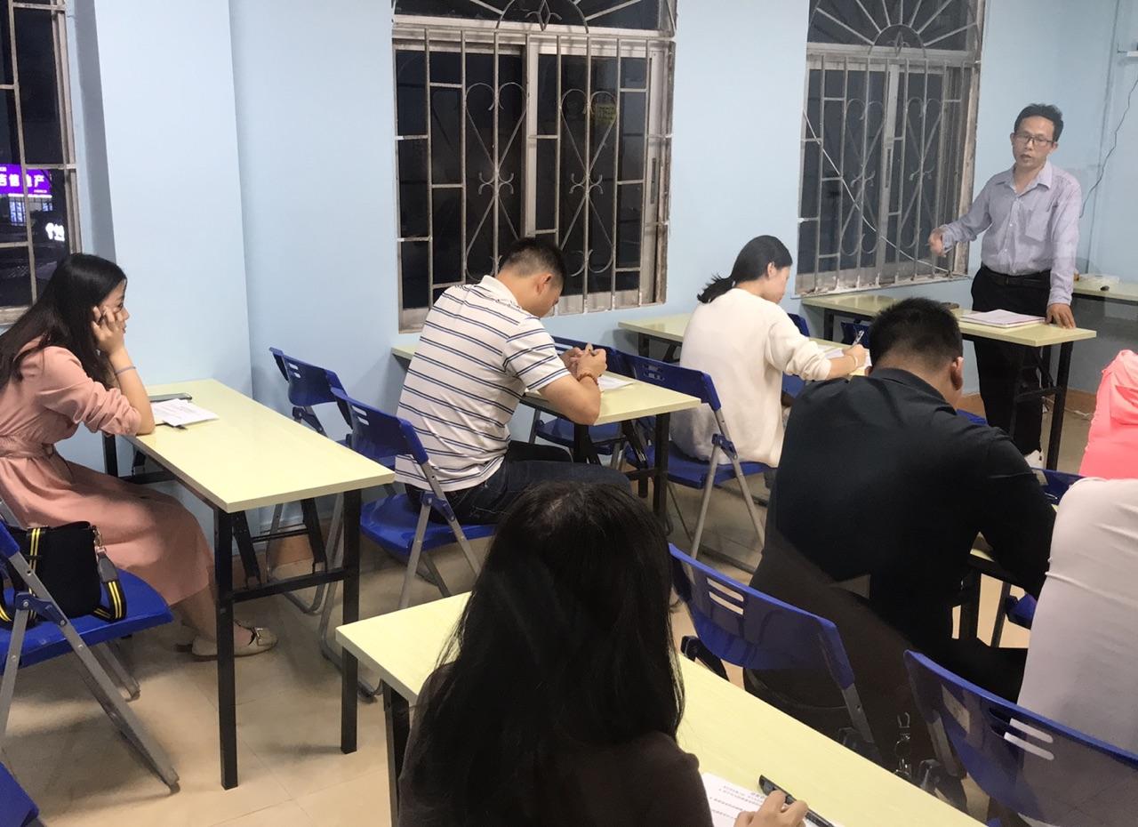 惠阳大亚湾西区语爱会计培训线下教学开课啦!